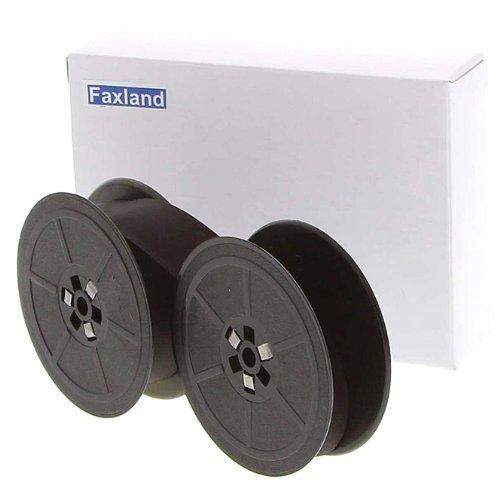 Farbband - schwarz- für Privileg 300, kompatibel Marke Faxland
