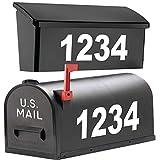 1060 Graphics 3' Premium Reflective Mailbox Numbers &...