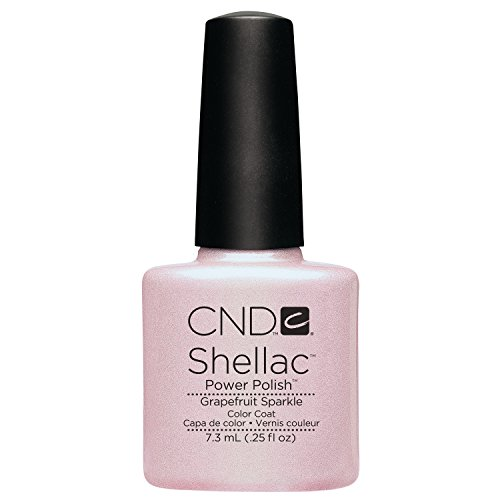 CND Shellac Vernis Gel Grapefruit Sparkle 7,3 ml