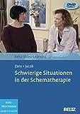 Schwierige Situationen in der Schematherapie: Beltz Video-Learning, 2 DVDs, Laufzeit: 195 Min. - Christine Zens