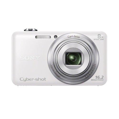 Sony DSC-WX60 Weiß - Digitalkameras (1/2.3 Zoll, 8X, Weiß)