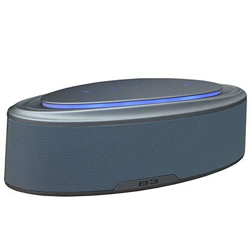 Z&cl 20W HiFi Bluetooth Altavoz portátil Super Bass Altavoz...