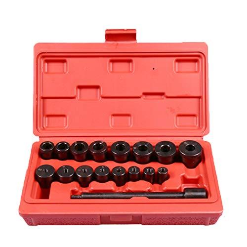 DFYYQ 17 Universal-Kupplung Ausrichtung Werkzeugsätze Zum Ausrichten Von Auto-Tool for Alle Autos Und Lieferwagen