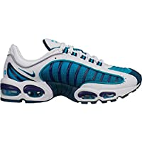 Nike Air Max Tailwind Iv Men's Casual Running Shoes (White/Spirit Teal/Blue)