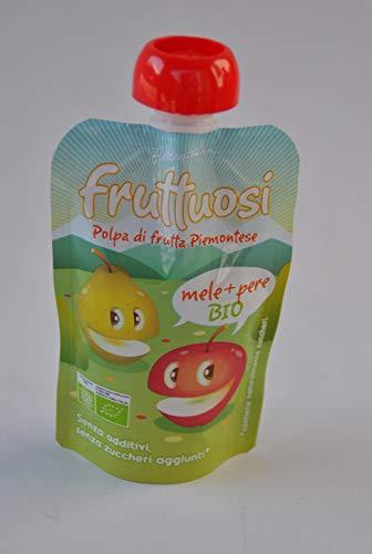 Fruttuosi Bio doypack da 100 g (Mela Pera)