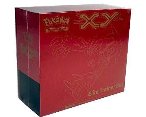 Pokemon Card Game X & Y Elite Trainer Box: Yveltal (Red Fat Pack)
