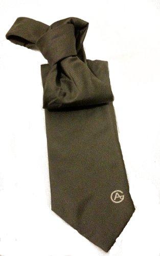 Armani - Cravatta - Uomo grigio grigio Taglia unica