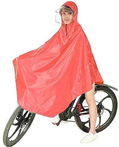 ZXL Regenjas Multifunctionele Lichtgewicht Regenjas Elektrische fiets regenjas volwassen mannen en vrouwen fiets mountainbike poncho fiets regenjas enkele XXXL Regenkleding (Kleur : B)