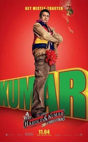 A Very Harold and KUMAR 3D Christmas – Film Poster Plakat Drucken Bild – 30.4 x 43.2cm Größe Grösse Filmplakat
