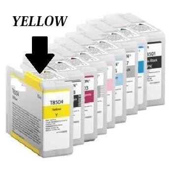 Cart.Plotter Comp. (c13t850300) para Epson SureColor Sc-p800 (80 ml) color magenta: Amazon.es: Electrónica