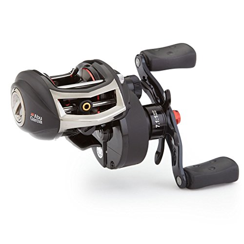 Abu Garcia RVO-3SXHSL Revo Low-Profile Baitcast Fishing...