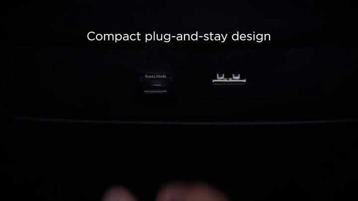 SanDisk 256GB Ultra Fit USB 3.1 Flash Drive - SDCZ430-256G-G46