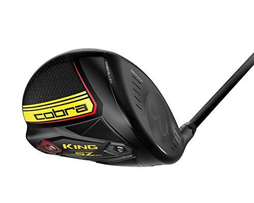 Product Image 2: Cobra Golf 2020 Speedzone Driver Black-Yellow (Men's, Right Hand, MCA Tensei AV Blue 65, Reg Flex, 10.5)