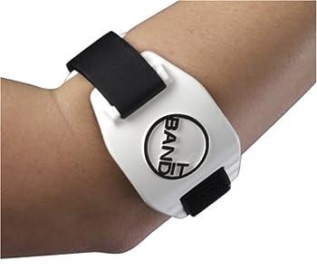 OTC Band-It Forearm Band Compression Strap White  2421