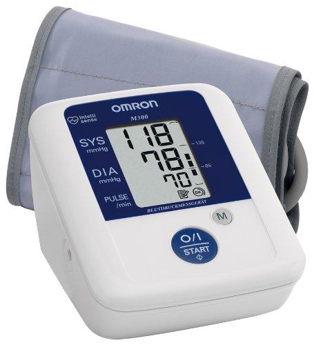 Omron M300 Oberarm-Blutdruckmessgerät