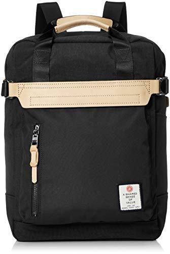 [アッソブ] バックパック HIDENSITY CORDURA NYLON BOX BACKPACK 091406 ブラック One Size