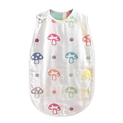 Pijama de bebé Unisex dormir del bebé Bolsa de 0-18 meses