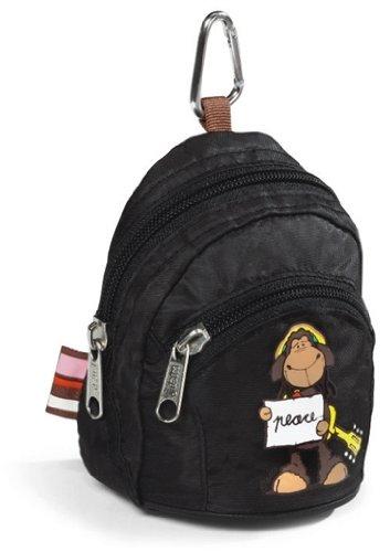 31915 - NICI - Mini Mochila con Bogavante, Negro Jolly Bob