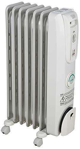 DeLonghi EW7707CM 1500W ComforTemp Portable Oil-Filled Radiator (Renewed)