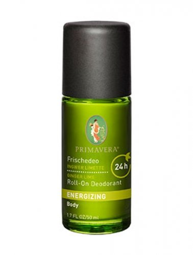 Primavera Frischedeo Ingwer Limette Roll-On 50 ml