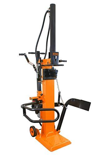 ATIKA 301734 Hydraulikspalter ASP 14 TS-2 Meterholzspalter bis 1040 mm | 14 Tonnen Spaltkraft 14t | Brennholzspalter 400 V | Holzspalter stehend 3500 W