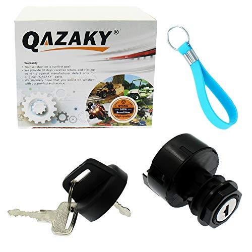 QAZAKY ersatz für zündschlüsselschalter polaris big boss diesel magnum outlander outlaw 325 330 400 450 455 500 525 4012163 4110264 can am 71.000.238 710.001.030 2000