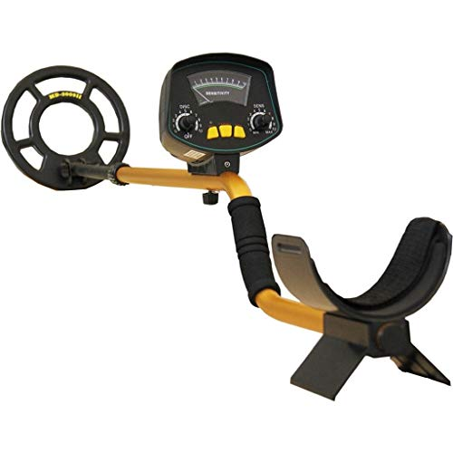 Review Metal Detector for Beginners Metal Detector High Precision Multifunctional Metal Detector for...