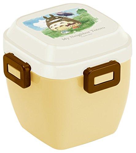 Skater Fluffy leaks Salad Lunch Box Lunch Box 620ml My Neighbor Totoro Watercolor PFDN6N