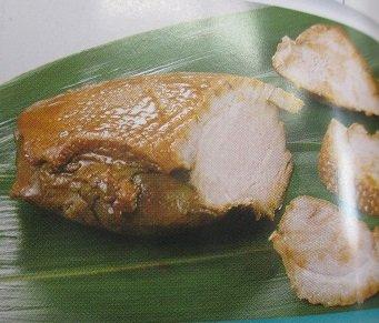 合鴨 マンゴー ソース煮 約200g×5本 ( 約1kg ) 冷凍 合鴨マンゴーソース煮 業務用