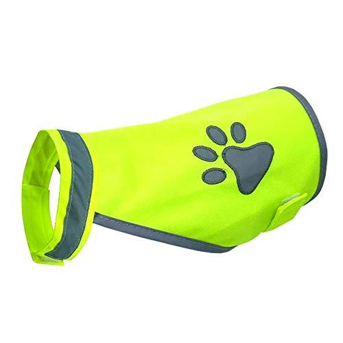 Sicherheitsweste Kleidung Pet Reflective Vest Pet Hunter Hunde Warnweste Haustiere Hunde Warnweste Reflective Hunde Warnweste Reflective Warnwesten Kleidung Pet FüR Outdoor AktivitäTen Tag Und Nacht