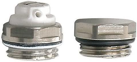 oder Warmwasserspeicher 1//2 Zoll bis 2 Zoll Heizung Warmwasser 10 Isolierkappe f/ür Heizungs