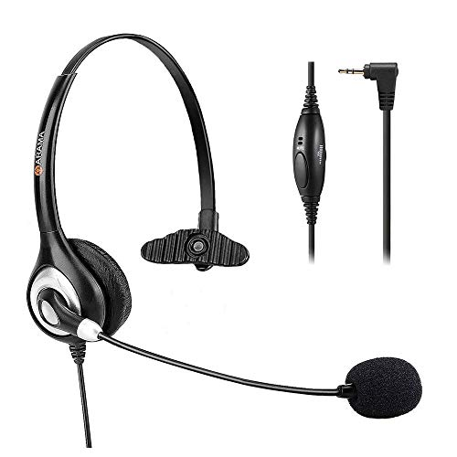 headset mit 2 5mm klinkenstecker