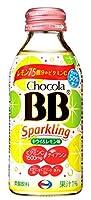 チョコラBBスパークリング キウイ&レモン味140ml 1箱【24本】