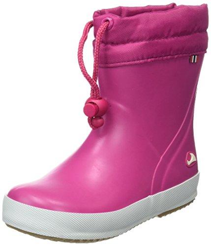 Viking Unisex-Kinder ALV Gummistiefel, Pink (Fuchsia 17), 22 EU