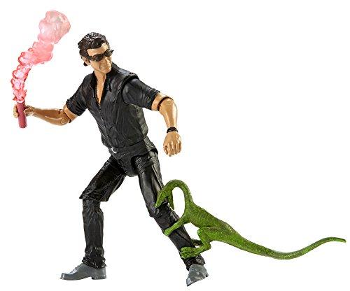 Jurassic World Legacy Collection Dr. Ian Malcolm Jeff Goldblum 3.75-inch Action Figure