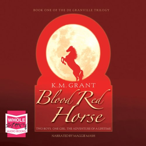 Blood Red Horse cover art