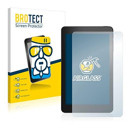 BROTECT Panzerglas Schutzfolie kompatibel mit Dell Venue 8 Pro 5855 - AirGlass, extrem Kratzfest, Anti-Fingerprint, Ultra-transparent