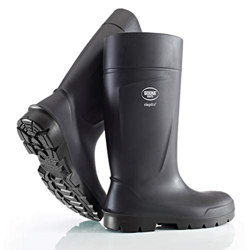 Bottes de sécurité Bekina - Safety Shoes Today