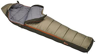 Slumberjack SJK Ronin 0-Degree Sleeping Bag, Tan
