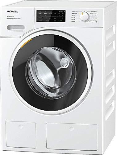 Miele WSI 863 XL TwinDos + PowerWash, Lavatrice Standard, A+++ -40%, 47 dB, 1600 rpm, Carico Frontale, 9 kg, Bianco
