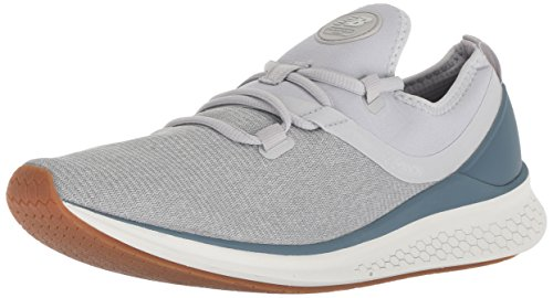 New Balance Women's Fresh Foam Lazr Sport V1 Sneaker, rain Cloud, 12 B US