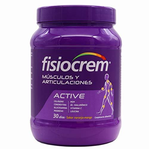 FISIOCREM Sport Articul. y Musculos Polvo, Blanco, 540 G
