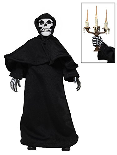 """Misfits - The Fiend - 8"""" Clothed Figure (Black) by NECA"""
