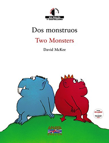 Dos monstruos / Two Monsters (Literatura Infantil (6-11 Años) - We Read / Leemos)
