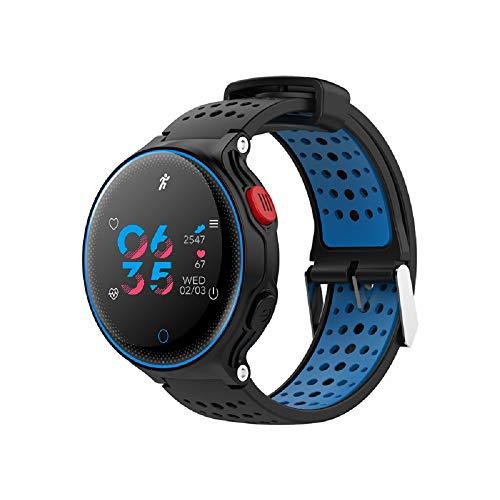 Fierro Smartwatch IP68 Impermeable para Android y iPhone Reloj Deportivo Notificaciones