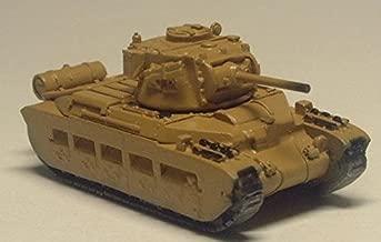 イギリス マチルダ歩兵戦車 Mk.Ⅲ/Ⅳ 1/144 塗装済み完成品 Britain Infantry Tank Matilda Mk.Ⅲ/Ⅳ 1/144 Painted finished goods