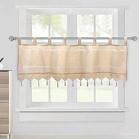 1 x Vorhang,weiß,Landhaus,Shabby,68//150cm