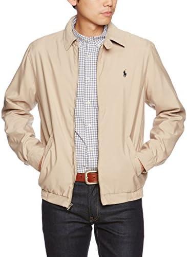 Polo Ralph Lauren Mens Bi Swing Windbreaker Jacket Khaki X Large product image