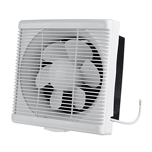 Ventilador Extractor 6/8/ 10 pulgadas de escape ventilador ventilador fuerte ventilador for la ventana de cocina Baño extractor de ventilación ventiladores con rejilla Extractor de Aire