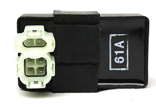 CDI Standard 6-polige A/C Version für 2-Takt Roller, ATU Akros Dalypso Explorer Generic, CPI Aragon Hussar, Explorer Race, Generic Trigger, Keeway Focus Flash